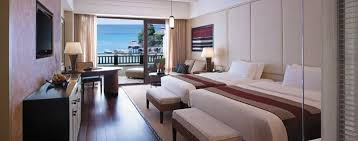 Premier Family Seaview Room Booking ShangriLas Boracay - Family room in boracay