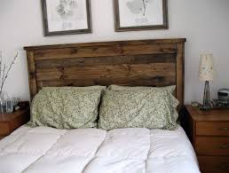 Wood Headboard Diy Wood Slat Headboard Diy Home Design Ideas