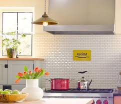 mini subway tile kitchen backsplash light gray mini subway tiles framing pattern for kitchen