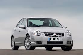 cadillac bls saloon review 2006 2010 parkers