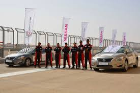 nissan altima 2016 middle east nissan altima triumphant in 48 hour endurance challenge yk