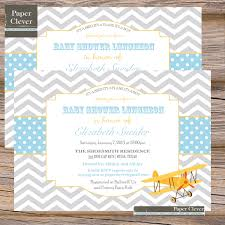 photo baby boy shower invitations cars image