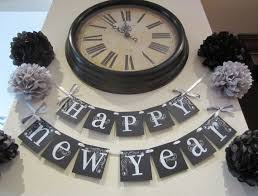 Quick And Easy New Years Decorations by Best 25 New Years Decorations Ideas On Pinterest New Years Eve