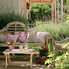 Ideas For Garden Furniture by Small Garden Ideas For Balcony
