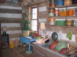 christmas in the cabin gooseberry patch
