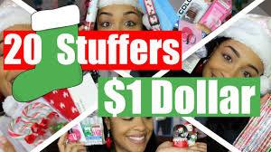 20 stocking stuffers for 1 dollar youtube