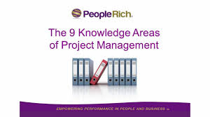 project management 1 the 9 knowledge areas youtube