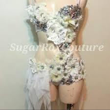 Moon Goddess Fairy Monokini Bra Cosplay Dance Costume Rave Bra by 247 Best Rave Images On Pinterest Rave Electric