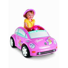 barbie car fisher price battery powered barbie volkswagen