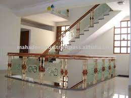 Wood Glass Stairs Design Wooden Glass Staircase Of Modern Banisters At Economical Rate