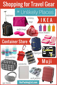 where to buy travel gear that you wouldn t expect container
