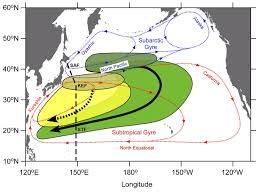 Fukushima Fallout Map by Southward Spreading Of The Fukushima Derived Radiocesium Across