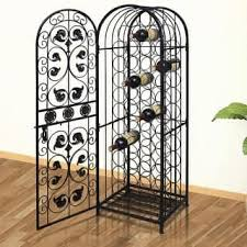 metal wine rack table wine racks for less overstock com