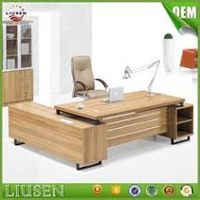 modern executive desk set simple style melamine high end office furniture executive desk set