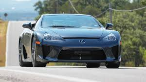 lexus lfa in the usa we found 12 of the last new lexus lfas for sale in america