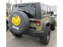 spare tire cover for jeep wrangler jeep wrangler spare tire cover denim smiley part no