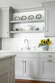 custom kitchen with gray cabinets home bunch u2013 interior design ideas