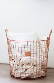 articles with kindwer vintage wire laundry hamper tag vintage