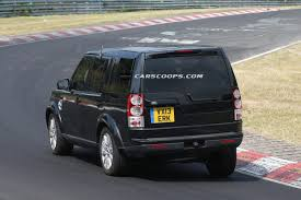 lr4 land rover 2014 spy shots 2014 land rover discovery lr4 lightly updated may