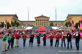 95th philadelphia thanksgiving day parade sanchezcf