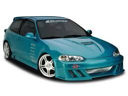 honda hatchback 1993 1992 1993 1994 1995 honda civic hatchback sniper kit car