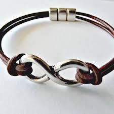 infinity bracelet leather images Infinity bracelet infinity braclet from kuartz on etsy things i jpg