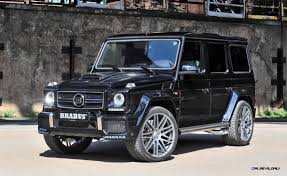 mercedes cross country 2016 brabus g500 4x4 and g63 850 6 0 biturbo widestar