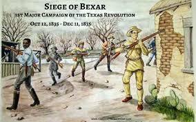 siege of the siege of béxar