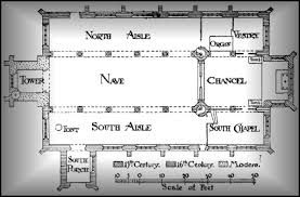 Church Octagon Floor Plans The Manor Of Standish