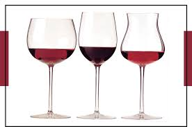 unique shaped wine glasses types and shapes of wine glasses and the reason them a