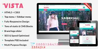 vista premium responsive opencart theme by 24webgroup themeforest