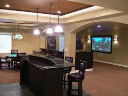 how to design basement home interior decor ideas