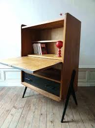 bureau secr騁aire pas cher intérieur de la maison armoire moderne design bois bureau