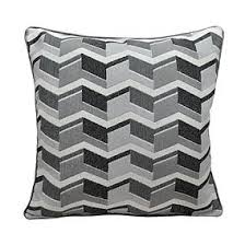 black patterned cushions cushion covers living room bedroom cushion covers dunelm