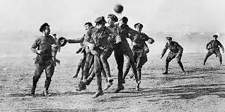 christmas truce wasn u0027t a one off event in 1914 ww1 historian