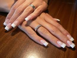 images of french nail art how you can do it at home pictures