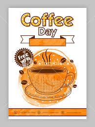 coffee shop background design coffee day template coffee restaurant brochure coffee shop menu