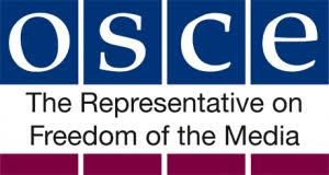 of the osce representative on freedom of the media osce