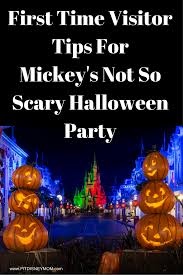 guide for your 1st mickey u0027s not so scary halloween party