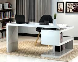 table laudable white gloss office desk ebay favorite ana white
