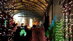 christmas lights train ride christmas train ride at country gardens chilliwack youtube