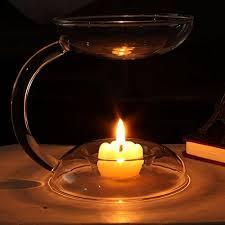 Tea Light Oil Warmer 23 Best Glass Candlesticks