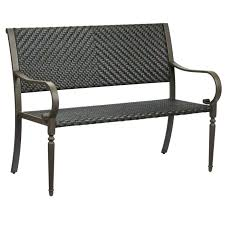 plastic garden bench with storage u2013 piccha