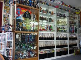 comic book shelves the appeal of the man cave the best ideas for your man cave