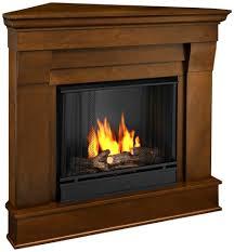 ventless fireplace modern look but still doubtful decorations