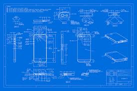 design blueprints the iphone 5 blueprint equipment world construction equipment