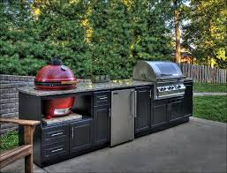 Weatherproof Outdoor Kitchen Cabinets - kitchen barbecue grill island outdoor kitchen layout outdoor