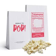 popcorn favor bags ready to pop baby shower favor bags tulamama
