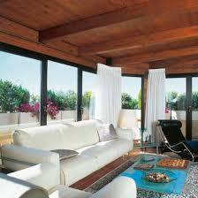 vetrata veranda veranda in legno e vetro