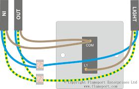 diagram 2 gang switch wiring diagram